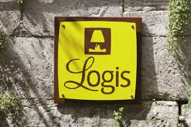The Logis logo which replaced that of Logis de France in 2008